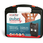 TENS Electro Stimulator - The Pulse™ TENS by ProActive™ gives you a choice of