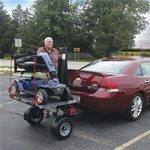 Chariot® - With Bruno's Chariot®, you can transport