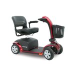 Victory® 10 4 Wheel Scooter - The sleek, sporty Victory® 10 scooter, available in 3 and 4-