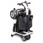 Go-Go® Folding Scooter - Ready for transport and easily folded, the 4-wheel Go-Go®