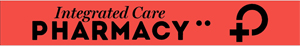 integrated care pharmacy logo banner